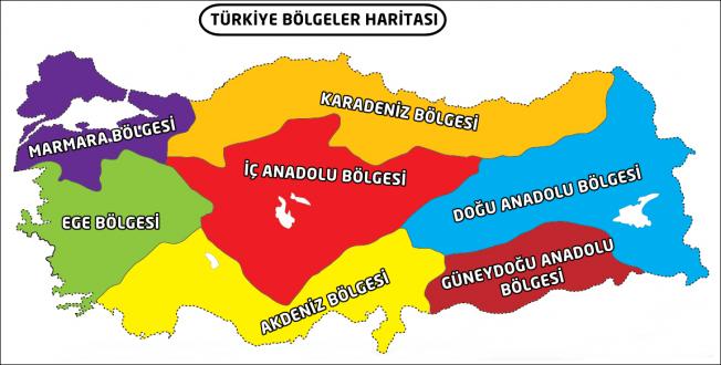 Türkiye Bölgeleri