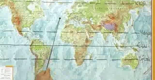 İklim Çeşitleri 1 – iklim tipleri