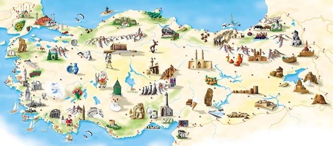 Türkiye'de Turizm